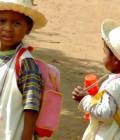 DZIECI MADAGASKARU
