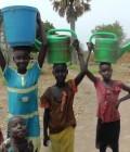 DZIECI Z SUDANU