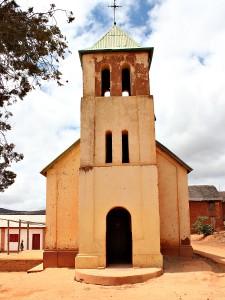 Kościół w Soamanandray