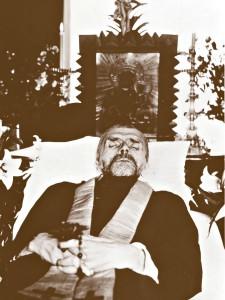 O. Jan Beyzym po śmierci